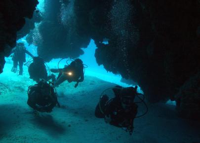 Пещера. Косумель