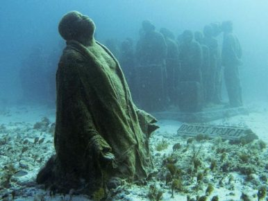 Потоп. Подводный музей.
