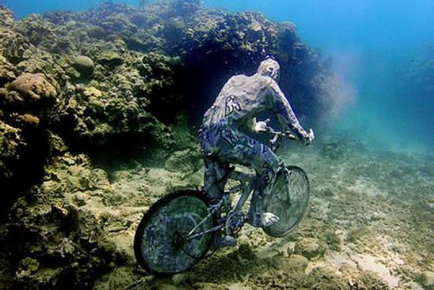 Подводный музей. Коралловые рифы