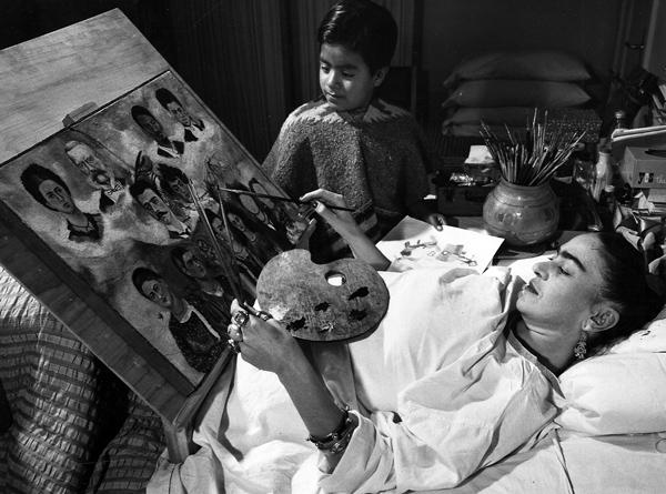 Работы Фриды Кало