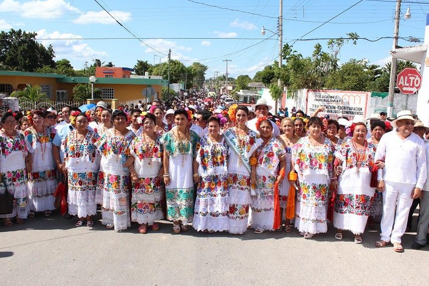 Национальная одежда Мексики