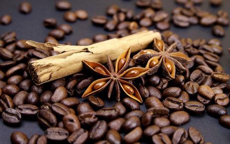 Зерна Кофе. Мексика