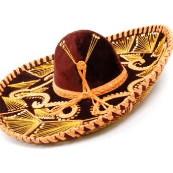 Шляпа мексиканская