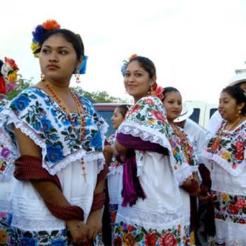 Женщины Юкатана