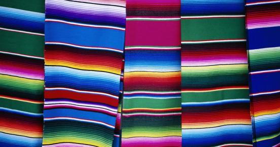 Колоритная Мексика