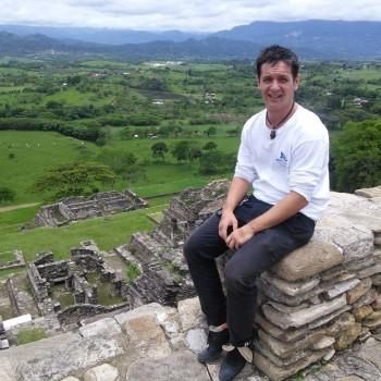 Пирамиды с русским гидом из Мексики