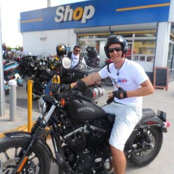 Путешествие по Центральной Америке на мотоцикле. Мотоклубы и мотобайкеры
