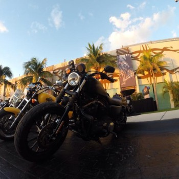 Harley Davidson Mexico. Мотоциклы в Мексике