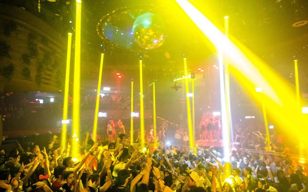 Дэди-о Клаб Канкун. Dady'o Cancun. Все ночные развлечения Канкуна в Мексике