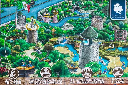 Карта эксплора