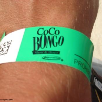 Коко Бонго 5. Билеты и браслеьы в Коко Бонго