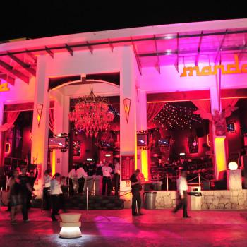 Мандала клуб. Mandala club Cancun. Ночное развлечение Канкун. Лучшие дискотеки