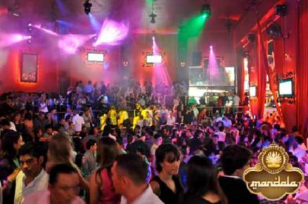 Мандала клуб. Mandala club Cancun 5