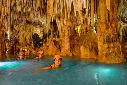 Изучение подземной реки 3