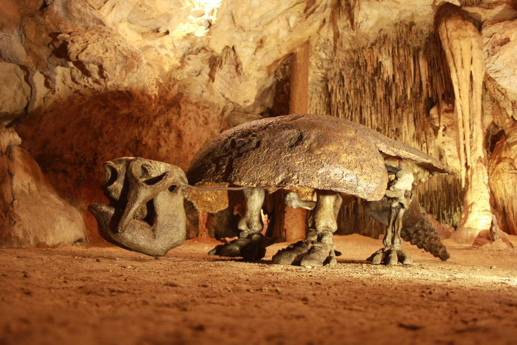 Вымершие динозавры в Эксплоре