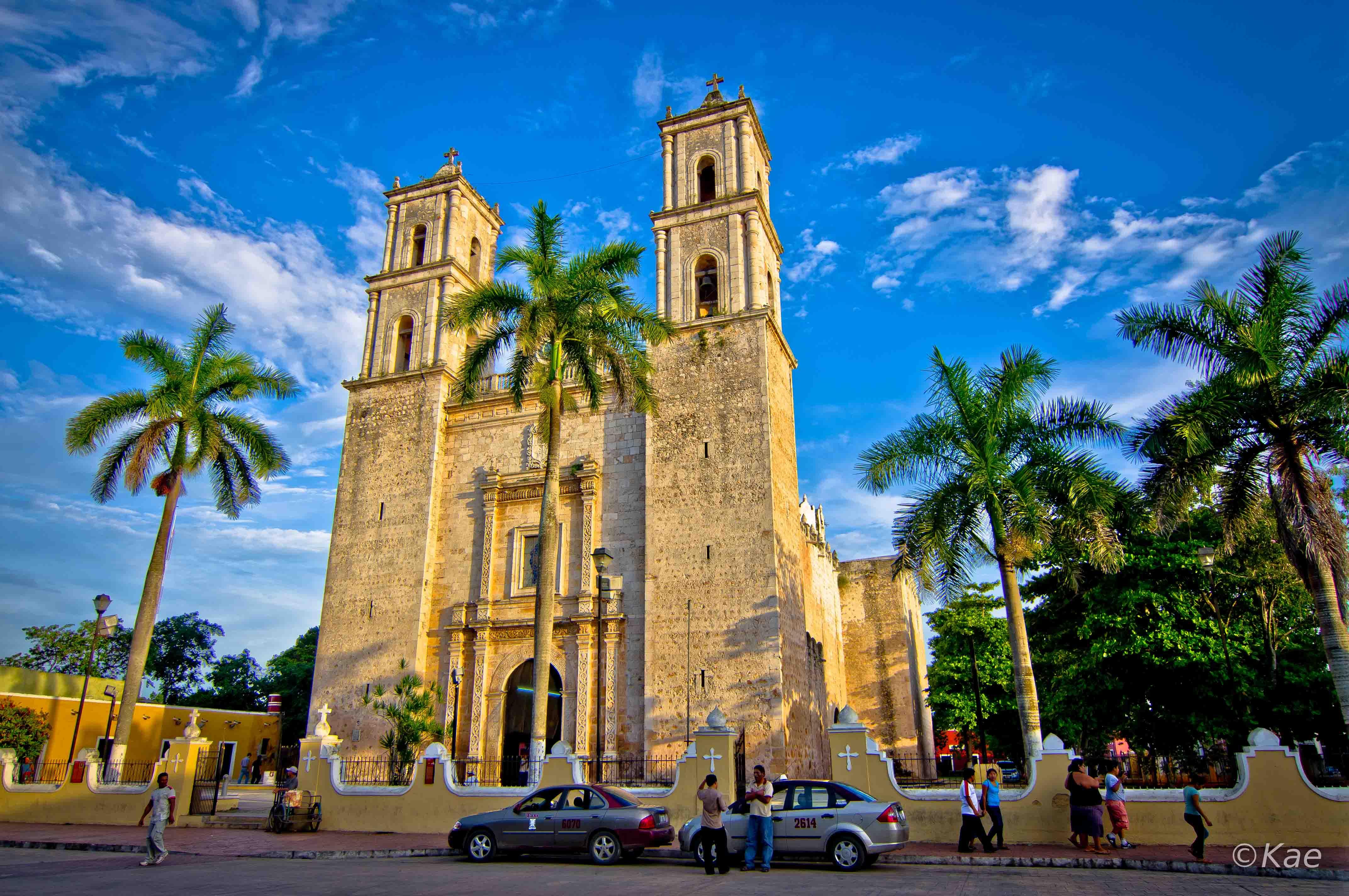Вальядолид. Достопримечательности Мексики.
