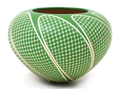 Зеленая чаша Мата Ортис