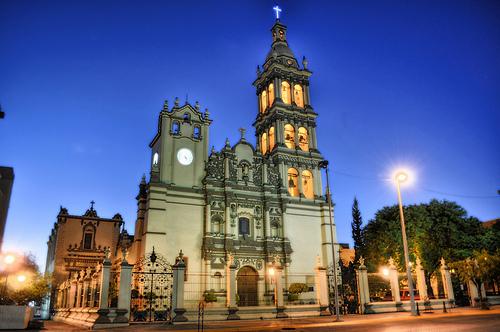 Кафедральный собор Монтеррея