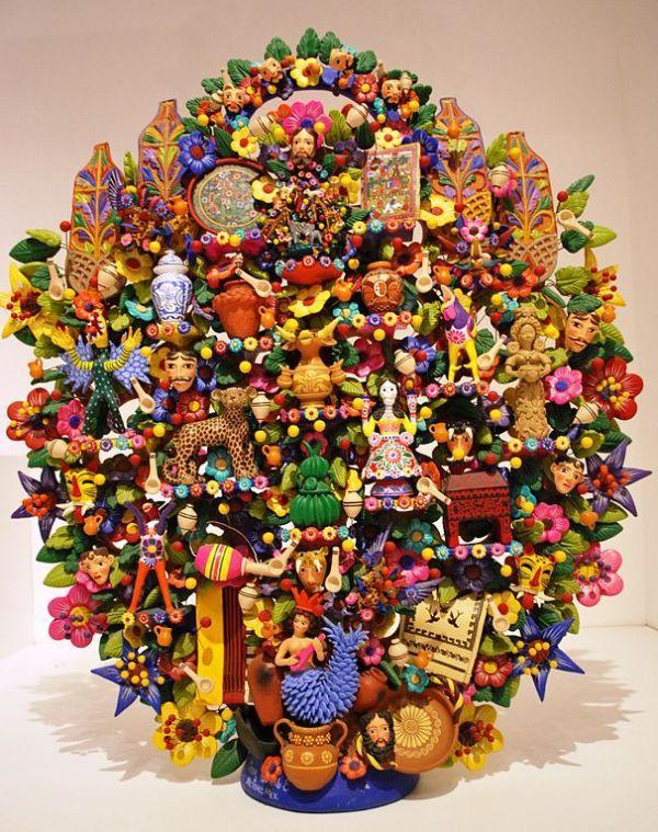 Мексиканское дерево жизни