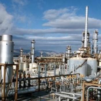 Нефтехимический завод в Пуэбле