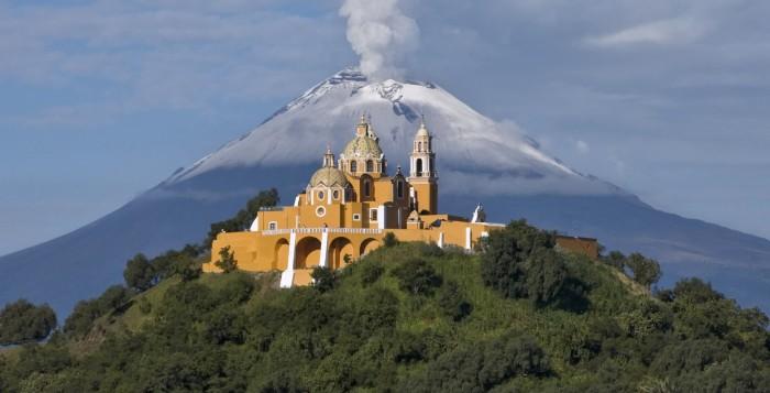 Пуэбла. Достопримечательности Мексики