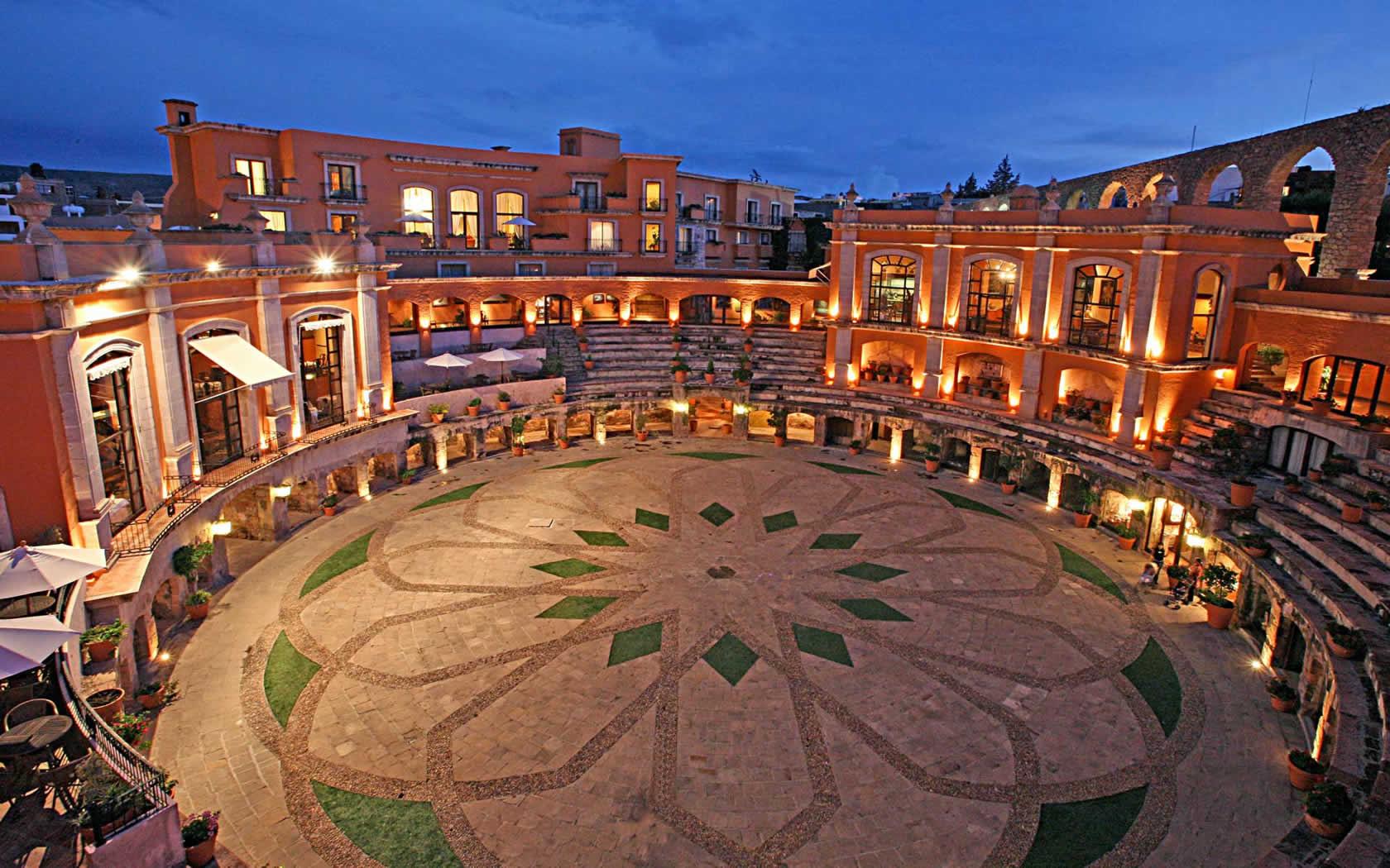 Сакатекас. Достопримечательности курортов Мексики