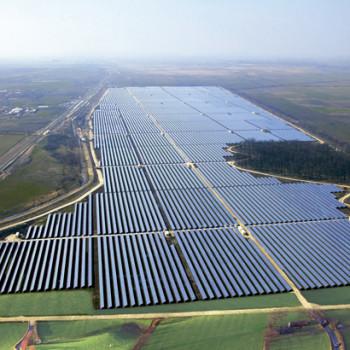 Солнечные батареи в Мексике - часть национального проекта зеленой энергии