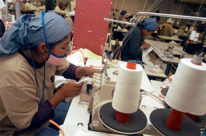 Текстильная промышленность в Мексике. Легкая промышленность