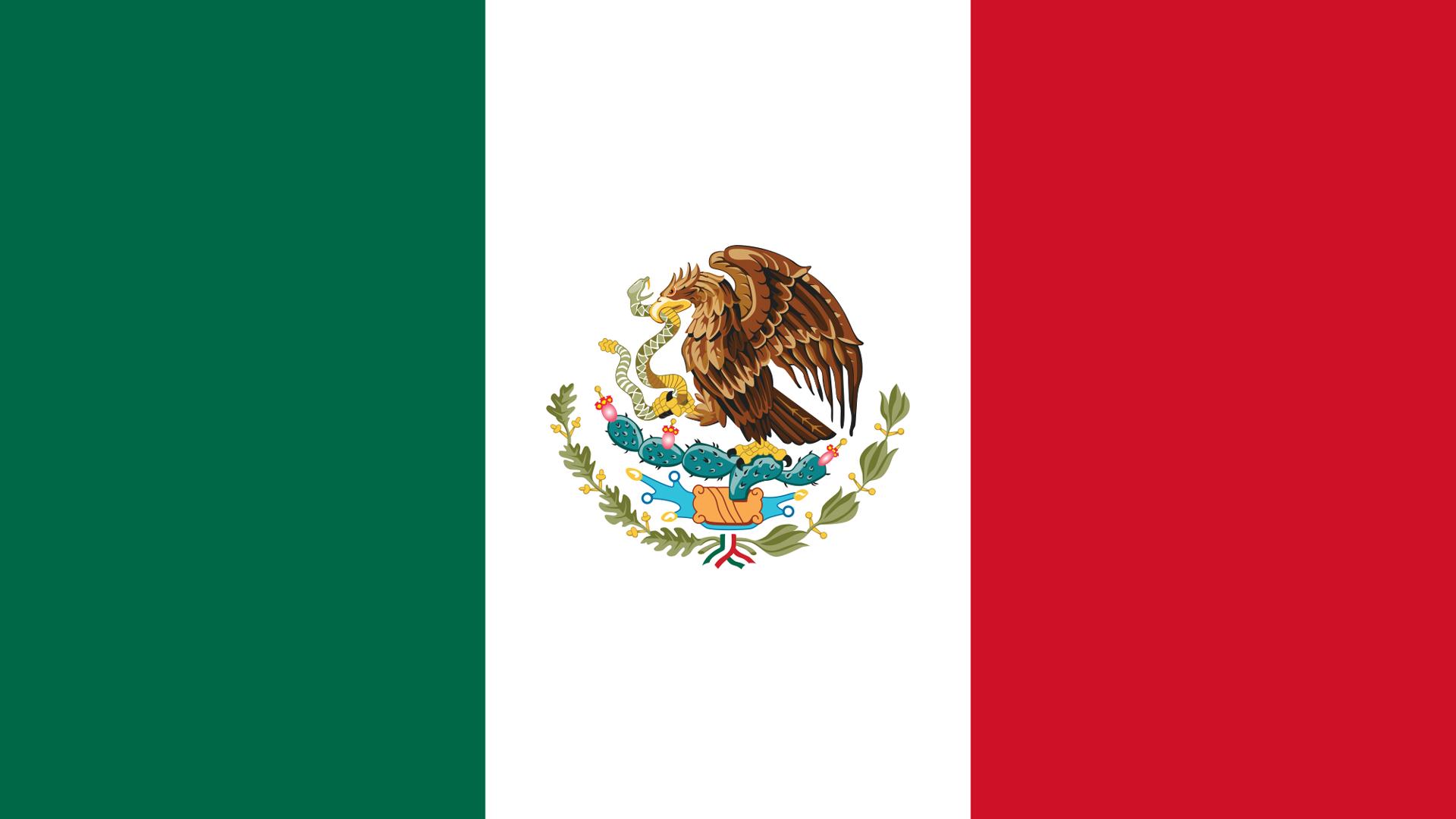 Флаг Мексики. История возникновения.