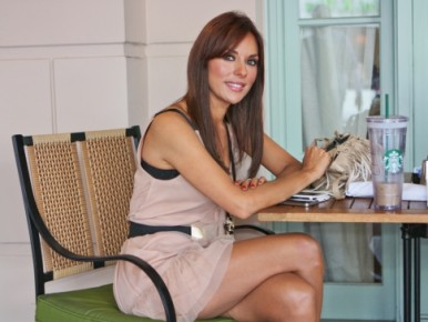 Ванесса Виллела. С 2010 снималась в американо-венесуэльском ремейке «Ева Луна»