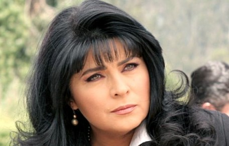 Виктория Руффо второй раз замужем и любящая мать троих детей
