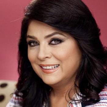 Виктория Руффо известная и популярная ведущая многих рейтинговых программ на мексиканском телевидении.