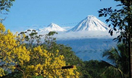 Вулканы Колымы. Мексика.