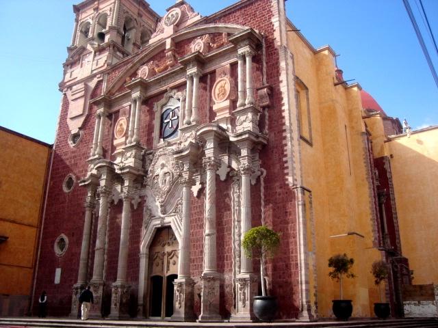 Кафедральный собор в Керетаро