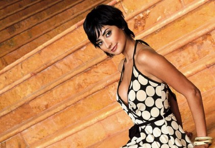 Паола Нуньес с 1995 года работала на телевидении