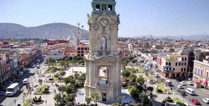 Пачука-де-Сото - город в Мексике