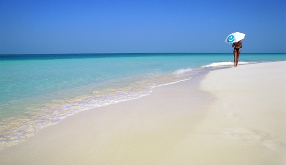 Пляжная полоска в Канкуне