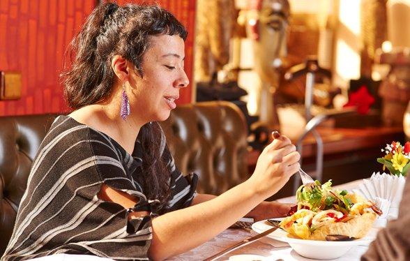 Попробовав блюда мексиканской кухни вы будете поражены сочетанием свежих овощей и пикантных соусов