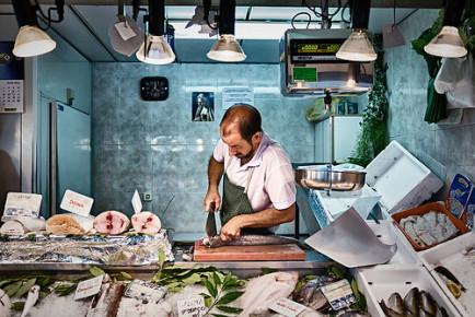 Рыбный магазин Эль Пескадеро
