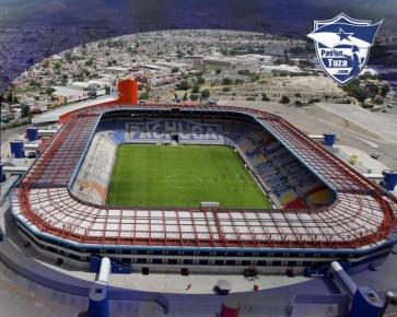 Стадион футбольного клуба Пачука