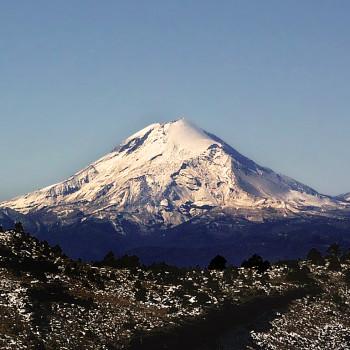 Самый большой вулкан Мексики