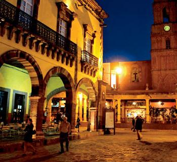 Город Сан Мигель де Айенде, штат Оахака