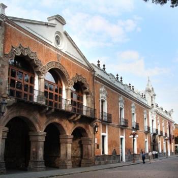 Правительство штата Тласкала располагается в этом здании