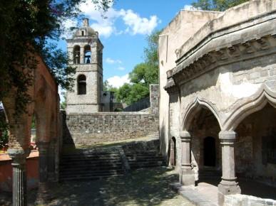 Храм Абиерта - открытый для всех храм в Тласкале