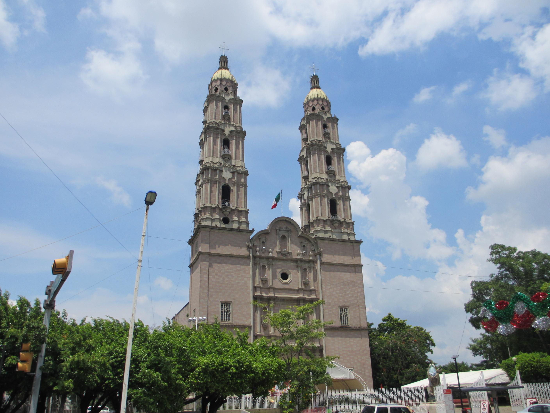 Кафедральный собор в Вильяэрмосе, Штат Табаско