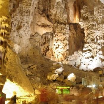 Пещера Гарсия, Нуэво Леон, Мексика