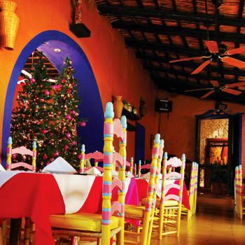 Ресторан Вилла Де Сантьяго в Монтеррее