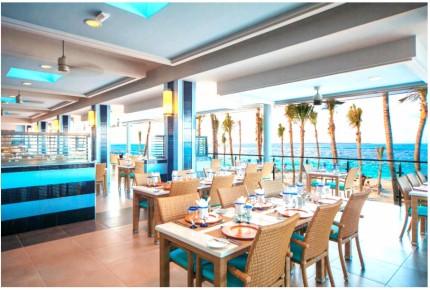 Питание по системе все включено в отеле Riu Cancun 5. Риу Канкун 5 звезд