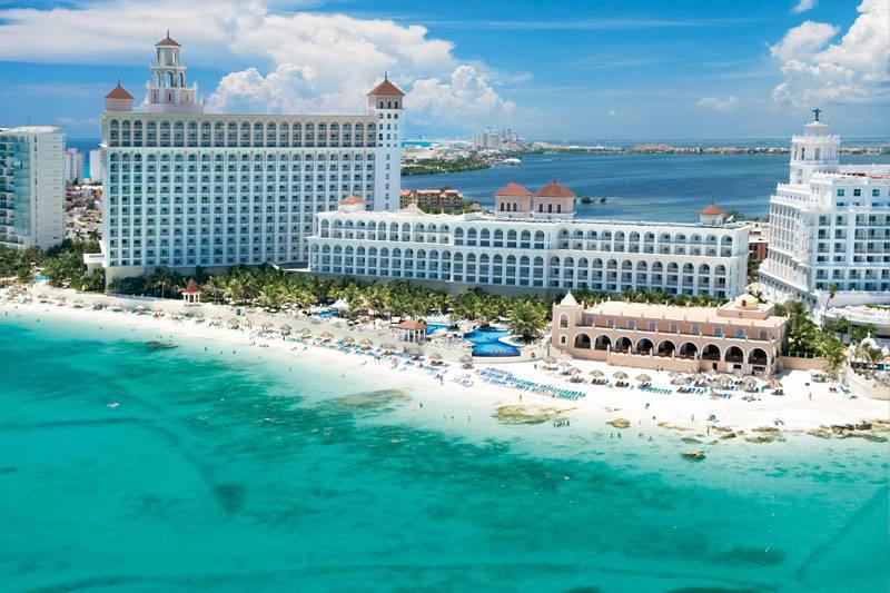 Риу Палас в Канкуне - отель по системе все включено