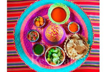 Мексиканские закуски славятся своим потрясающим вкусом
